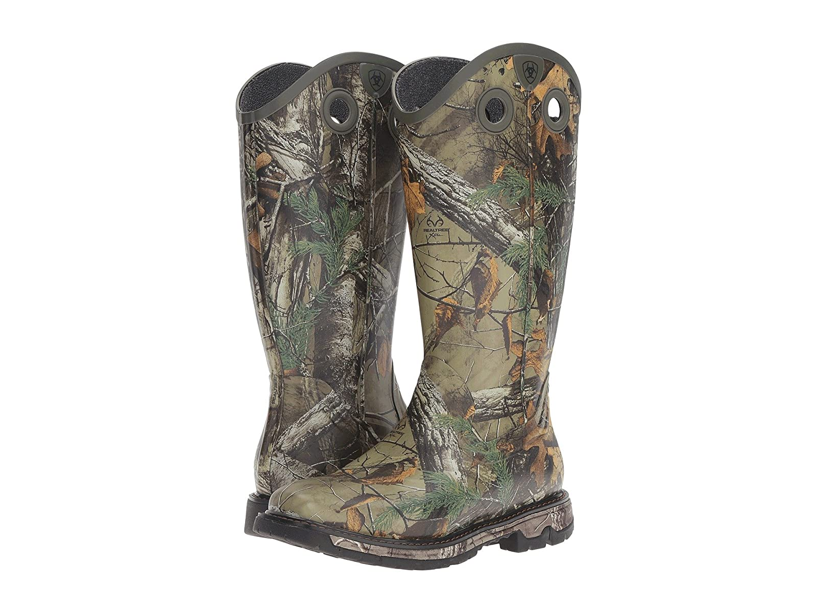 Ariat Conquest Rubber BuckarooSelling fashionable and eye-catching shoes