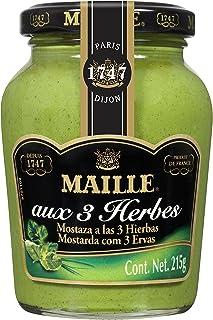 comprar comparacion Maille Mostaza a las Tres Hierbas - 215 gr