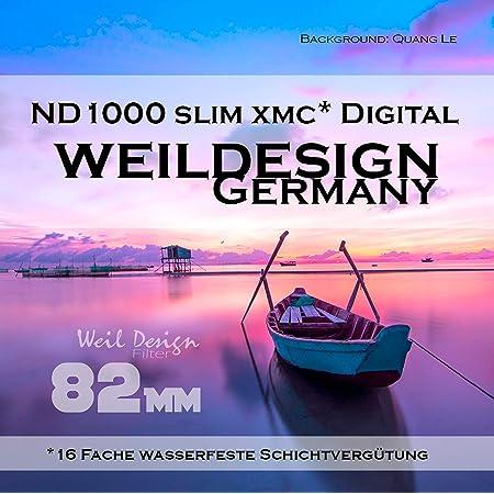Weildesign Nd Filter 1000 Xxmm Slim Xmc Digital Weil Camera Photo