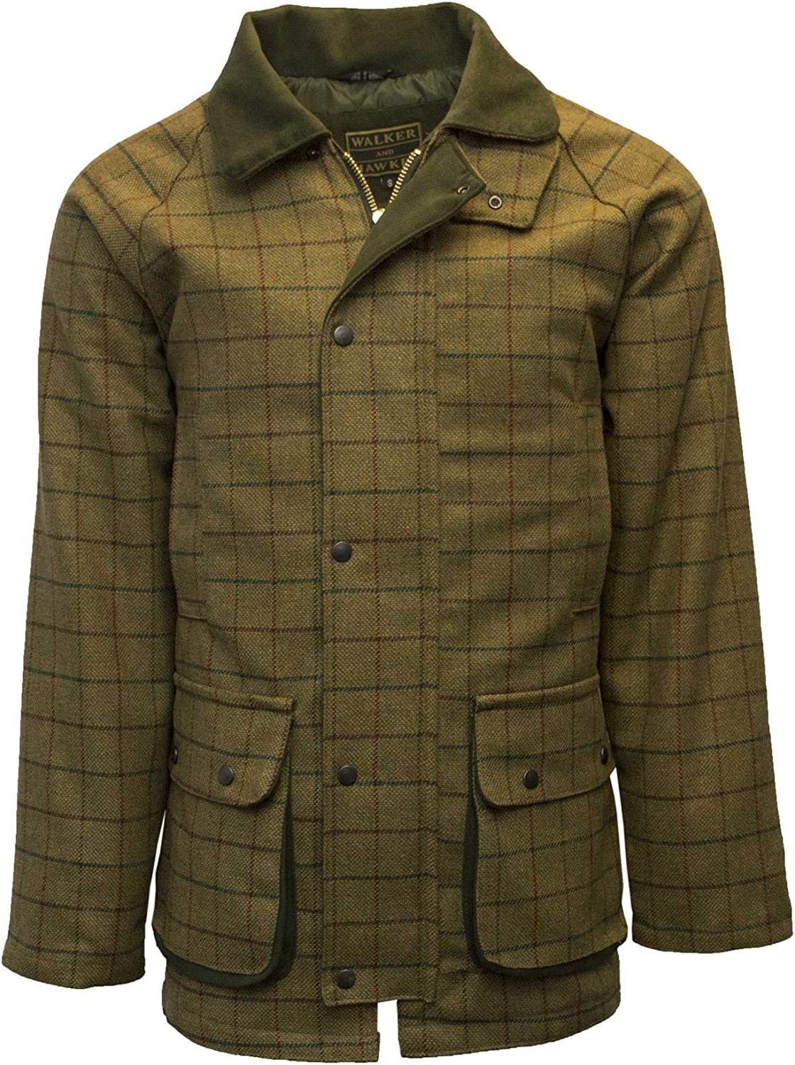 Washington Mall Walker Hawkes - Mens Derby We OFFer at cheap prices Hunting Jack Tweed Shooting Country