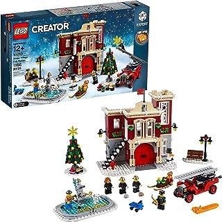 LEGO Creator Expert Winter Village Fire Station 10263 Building Kit (1166 Pieces)