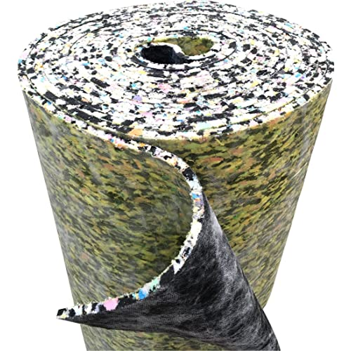 PU Foam 8mm Thick Carpet Underlay Roll by 247Floors