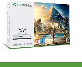 Xbox One S 500 GB + Assassin's Creed Origins [Bundle] [Importación italiana]