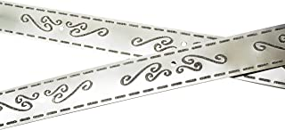 Trenion, DIAGRIP Patented Premium Anti-Slip Strips,Treads, Stair Nosing with Real Diamond Traction, New Brazed Technology, SUS Body, L31.5
