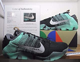 promo code a0d33 adeeb Dual Autographed Signed Memorabilia Kobe Bryant Xi Elite Low As Sz 14 Shoes  W JSA