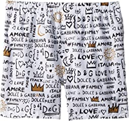 Dolce & Gabbana Kids Regular Boxer (Big Kids)