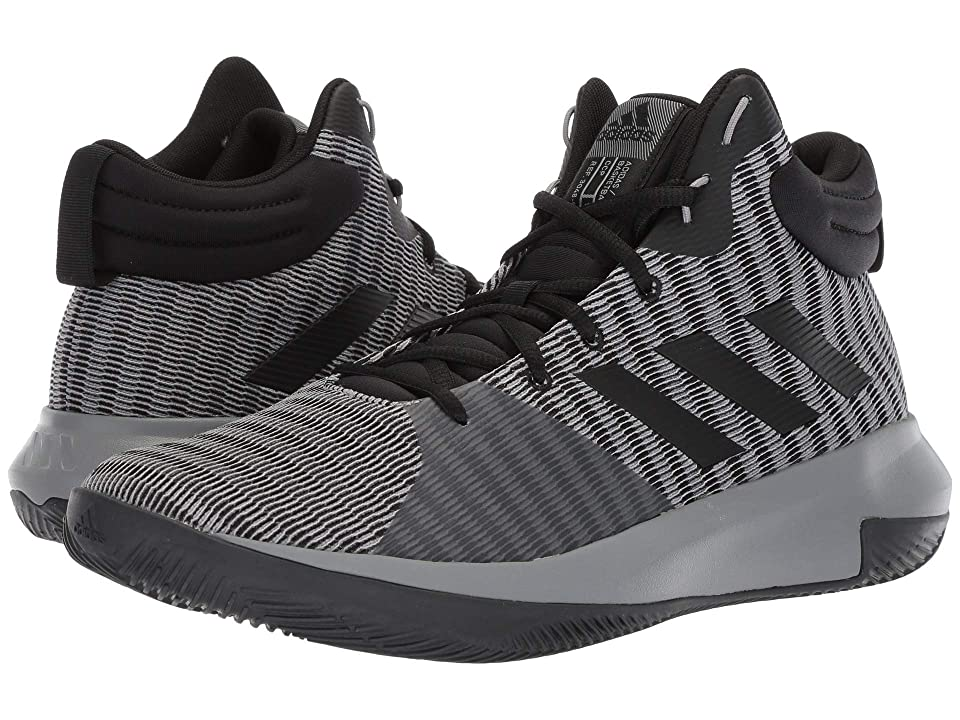 adidas Pro Elevate (Grey 3/Black/Grey 3) Men's Shoes