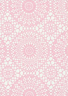 Fablon Fine Décor Rollo de plástico Adhesivo (45 x 200 cm), Color Rosa