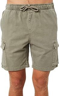 Depactus Men's Ambush Mens Cargo Short Cotton Pu Elastane Green