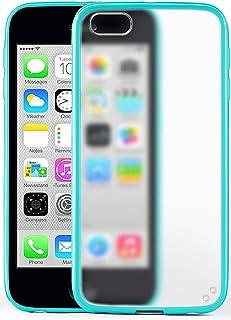 827beb7bd4a MoEx Funda Protectora OneFlow para Funda iPhone 5C Carcasa Silicona TPU  1,5mm | Accesorios