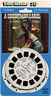 Classic ViewMaster - Classic Tale - A Christmas Carol - ViewMaster Reels 3D - Unsold store stock - never opened