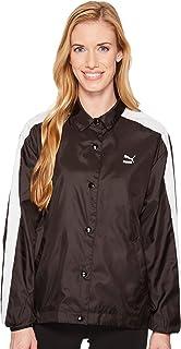 PUMA Women's Classics Logo T7 Coaches Jacket