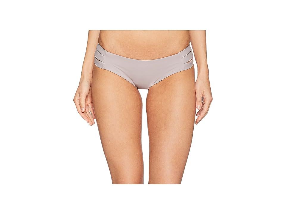 Vitamin A Swimwear Emilia Triple Strand Bottoms (U-Taupia Eco Lux) Women