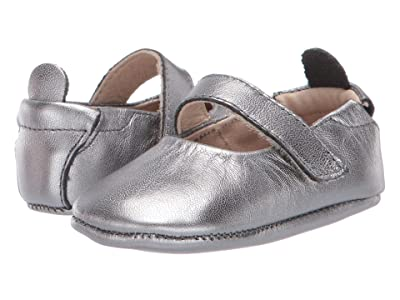Old Soles Gabrielle (Infant/Toddler) (Rich Silver) Girls Shoes