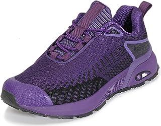 Hsyooes Herren Fitness Laufschuhe Damen Traillaufschuhe Turnschuhe Undurchlässiges Outdoor Sneaker Sportschuhe Walkingschu...