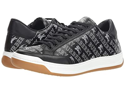 Burberry Timsbury Sneaker (Black) Men