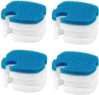 AQUANEAT16pcs Compatible Canister Filter Pads Replacement for SUNSUN/GRECH/HW-402B/505B Aquarium Filter Media