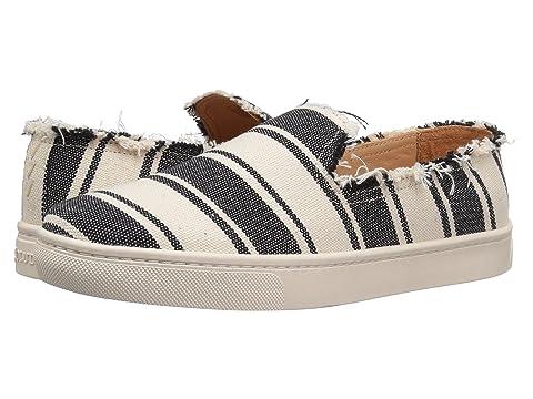 Soludos Striped Slip-On Sneaker D20bp
