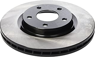 Centric Parts 120.63067 Premium Brake Rotor with E-Coating