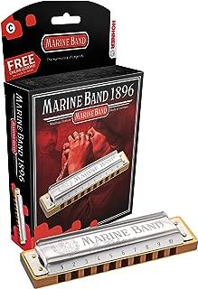 Hohner 1896BX-EF Marine Band, Key Of Eb Major