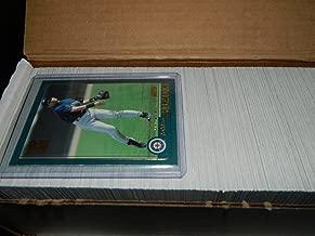 2001 topps ichiro rookie card