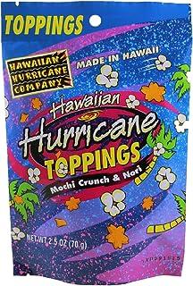Hawaiian Hurricane Mochi Crunch Nori Popcorn Topping, 2.5 Ounce