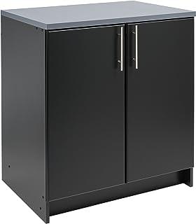 "Prepac Elite Base Cabinet, 32"", Black"