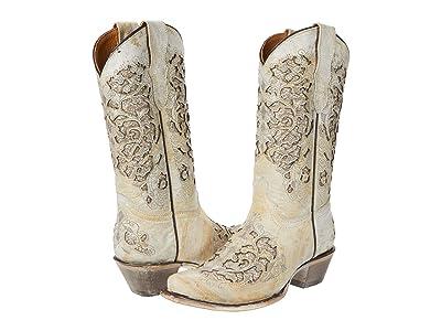 Corral Boots Kids T0021 (Little Kid/Big Kid) Cowboy Boots