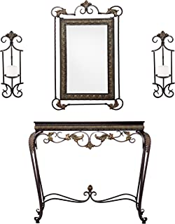 Best sofa table and mirror set Reviews