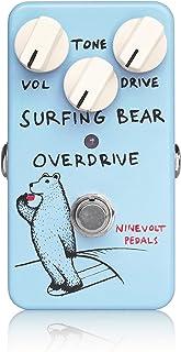 NINEVOLT PEDALS ナインボルトペダルズ オーバードライブ SURFING BEAR OVERDRIVE