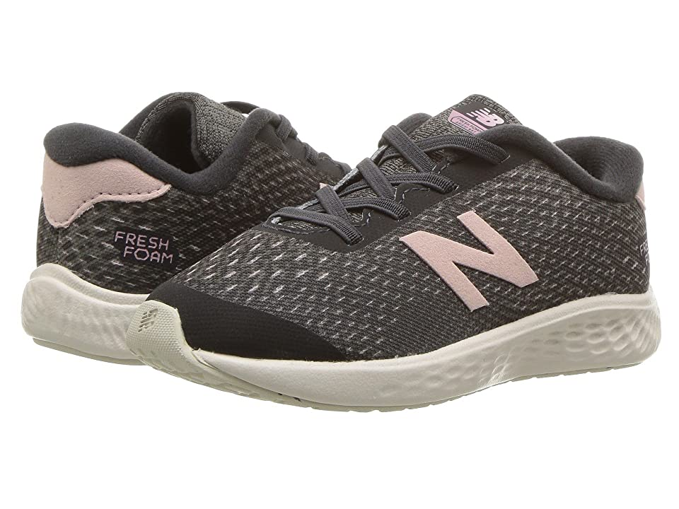 New Balance Kids KVARNv1I (Infant/Toddler) (Phantom/Conch Shell) Girls Shoes