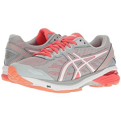 ASICS GT-1000 5 (Mid Grey/White/Diva Pink) Women