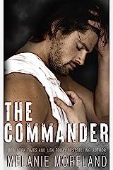 The Commander (Men of Hidden Justice Book 3) Kindle Edition