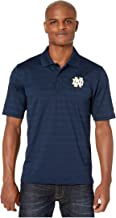 Champion College Men's Notre Dame Fighting Irish Textured Solid Polo