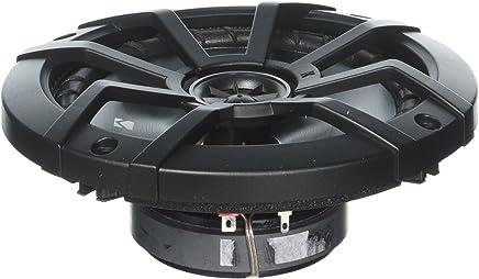 "Kicker CSC65 6.5"" 2 Way 300W 4 Ohm Coaxial Car Audio Speakers, Pair | 43CSC654"
