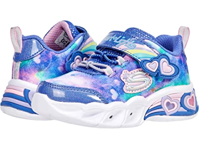 SKECHERS KIDS Sport Lighted Sweetheart Lights 302663N (Toddler/Little Kid)