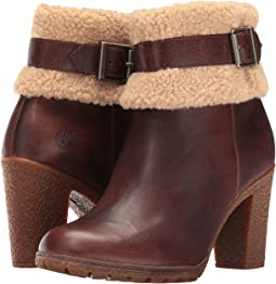Glancy Teddy Fleece Fold-Down Boot
