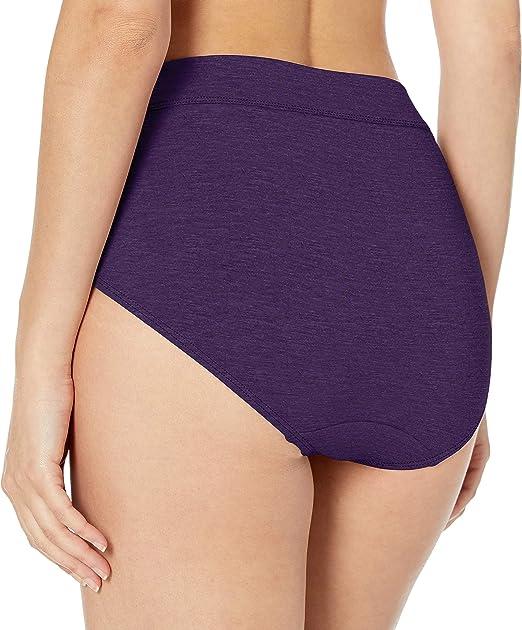 Details about  /Bali Women/'s Incredibly Soft Hi-Cut Panty