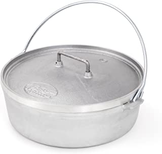 aluminum dutch oven with legs