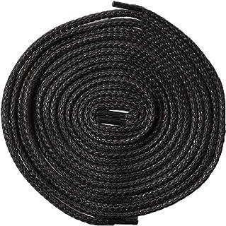 Loake Cord Laces 120 cm Black