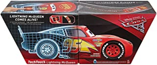 Disney Pixar Cars 3 Tech Touch Lightning McQueen Racing Vehicle Mattel Toy FBP12