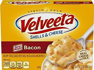 Velveeta Bacon Shells & Cheese, 10.3 Ounce