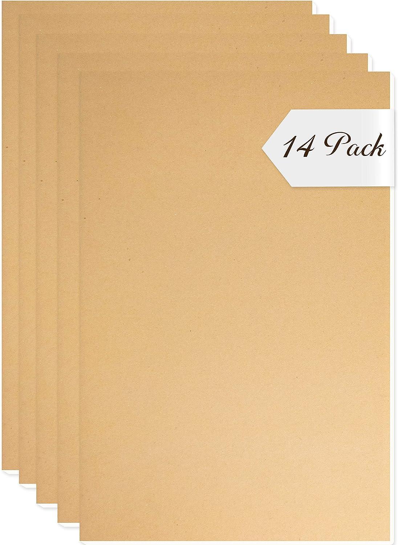 14 Pk Kraft Cheap Journals Bulk Blank Journal New product Notebooks Unlined