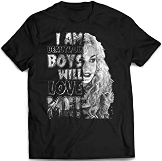 I Am Beautiful Boys Will Love Me Sarah Quotes Hocus Pocus Squad Goals Sanderson Sisters Halloween Witches Customized T-Shirt Hoodie_Long Sleeve_Tank Top_Sweatshirt