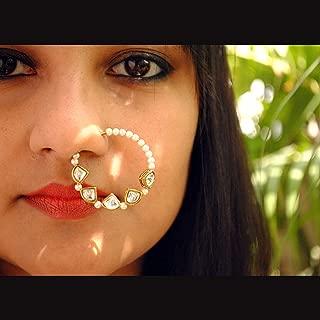 punjabi nose piercing