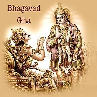 Bhagavad Gita in English with Audio option