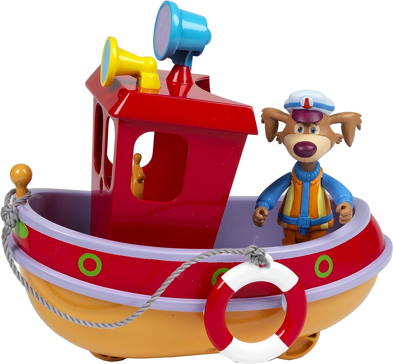 Pip Ahoy  Skipper's Bucket Playset