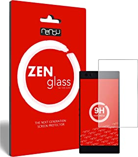 ZenGlass nandu I (2-pack) flexibel glasfilm kompatibel med Razer Phone I skärmskydd 9H
