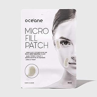 Adesivo com Ácido Hialurônico, Micro Fill Patch, Océane, Océane, Bege