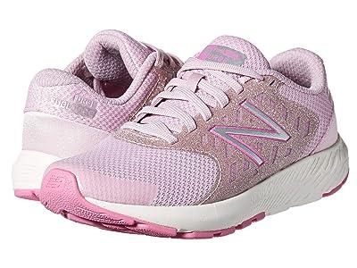 New Balance Kids FuelCore URGEv2 (Little Kid/Big Kid) (Oxygen Pink/Light Carnival) Girls Shoes